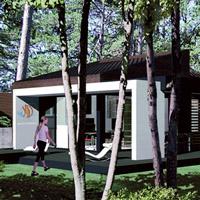 Maison bois Acajou 83.6m²