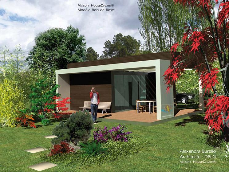 Bungalow Bois Design : Bois DeRose