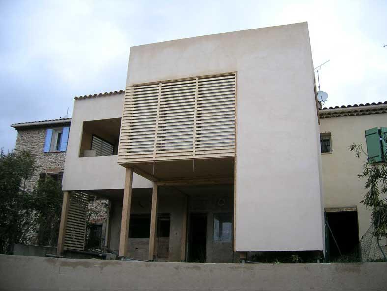House dream r alisation maison bois for Financement extension maison